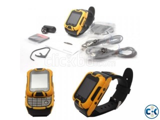 Watch Mobile with free Bluetooth Headset New