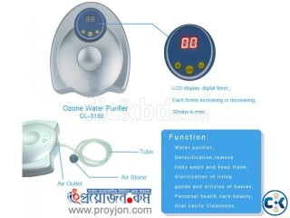 Ozone Vegetable and Fruit Purifier