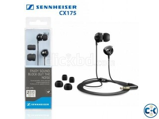 Sennheiser CX 175 In-Ear Headphones