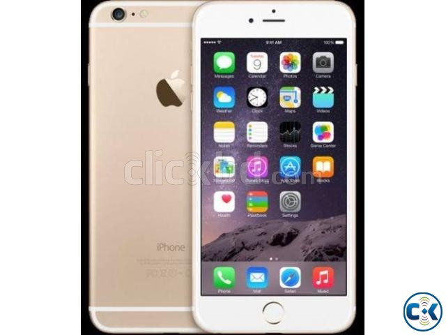 iPhone 6 Plus 16GB Factory Unlocked | ClickBD large image 0