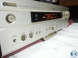 YAMAHA DTS HIGH END AMPLIFIER FULL FRESH.