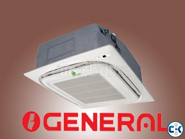 General AC 2.50 Ton Cassette type Price In bd | ClickBD large image 0
