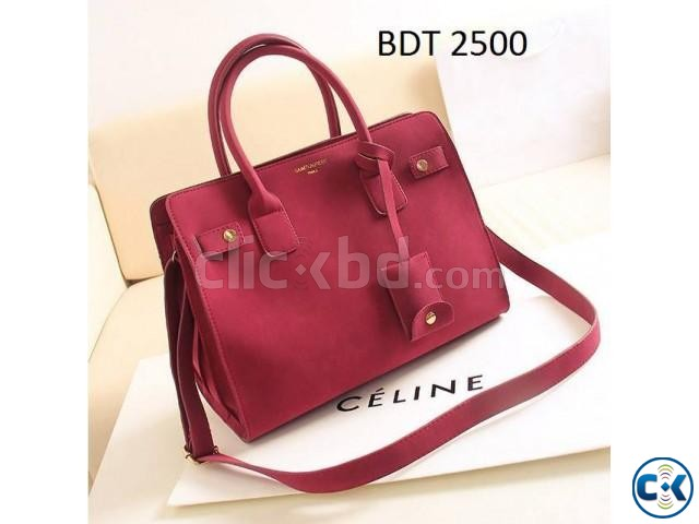 High Quality Fashionable Ladies Hand Bags | ClickBD large image 0