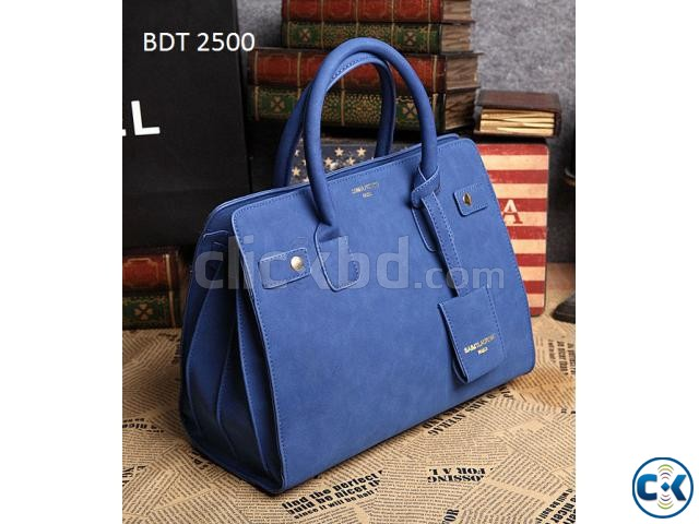 High Quality Fashionable Ladies Hand Bags | ClickBD large image 1
