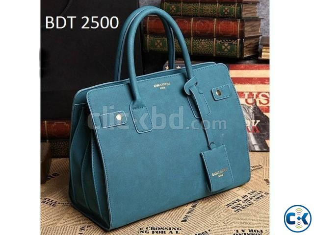 High Quality Fashionable Ladies Hand Bags | ClickBD large image 2