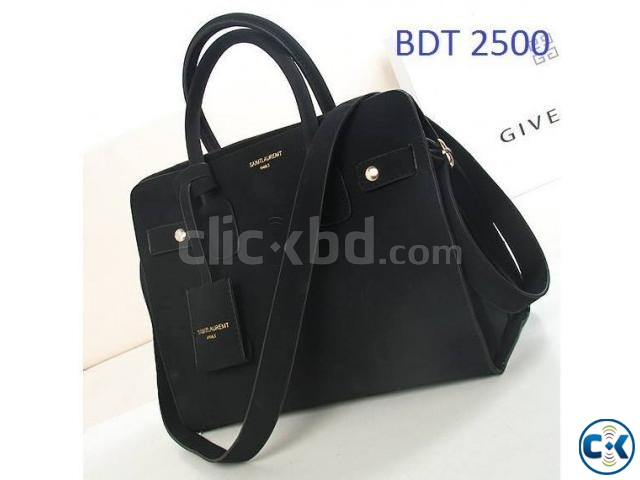 High Quality Fashionable Ladies Hand Bags | ClickBD large image 3