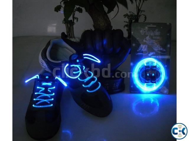 LED Laces 370 with delivery  | ClickBD large image 2