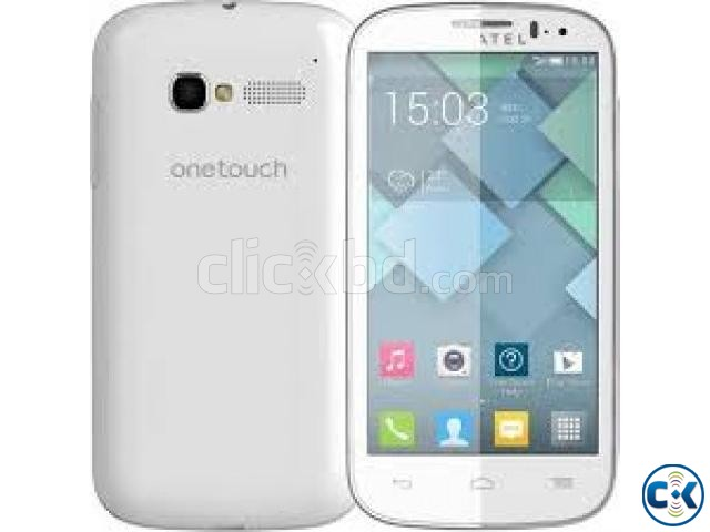 alcatel one touch especificaciones