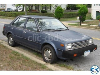 NISSAN SUNNY--90 full fresh condition