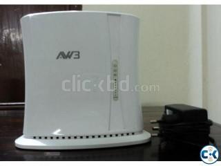 Banglalion WIMAX 4G WiFi modem