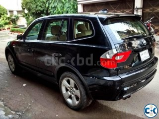 BMW X3 2.5i in very good condition urgent sale