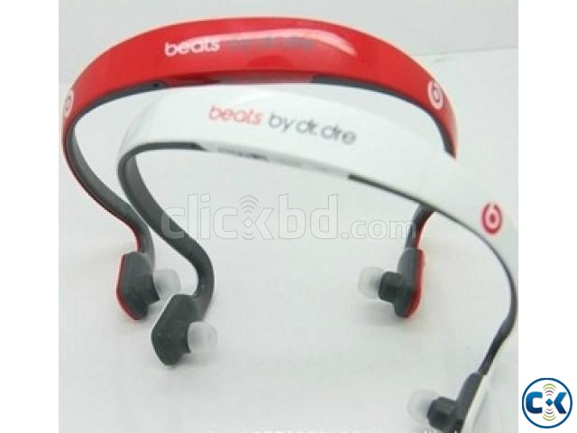 Beats By Dr Dre Sports Wireless Bluetooth Headsets Clickbd