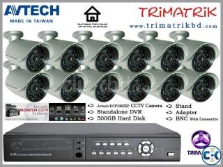 Taiwan Made CCTV Camera Pack 15