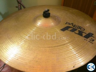 pAiSTe pst3 20 Ride Cymbal Made in Germany