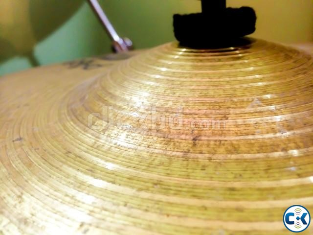 pAiSTe pst3 20 Ride Cymbal Made in Germany  | ClickBD large image 3