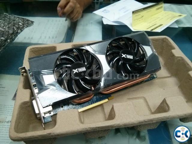 AMD Radeon Sapphire Dual X R9-280x OC 3gb Graphics card | ClickBD