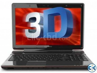 Toshiba Glass Free 3D Laptop