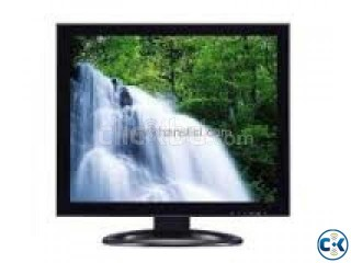 Max Green 15 Inch Square Monitor