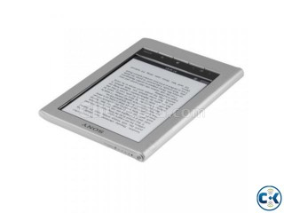 Sony E-book reader