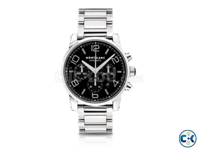 Montblanc Time Walker Watch | ClickBD large image 0