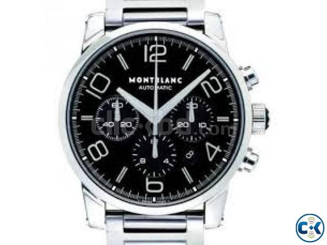 Montblanc Time Walker Watch | ClickBD large image 1