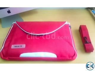 Tech Air Stylish Red Laptop Bag :: Price 2800/-