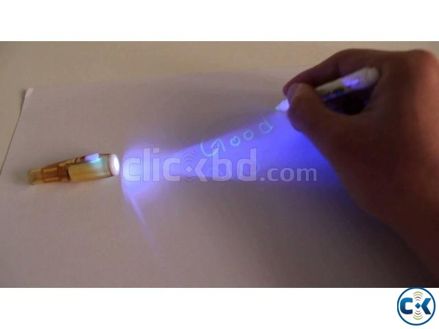 Magic Invisible Pen | ClickBD large image 2