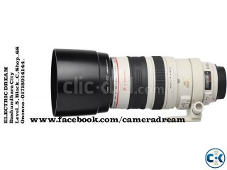 Canon EF 100-400mm f 4.5-5.6L IS USM