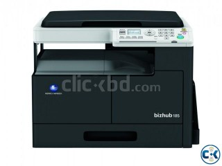 Konica Minolta bizhub 185 Monochrome Copier Machine