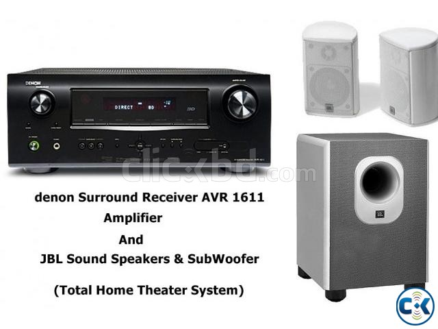 3DBluray Amplifier JBL SUB Speaker HomeTheater