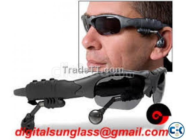bluetooth sunglass 4 mobile xchnge wid mobiile or hard drive | ClickBD large image 2