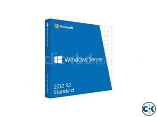 Microsoft Windows Server 2012 Standard Edition R2