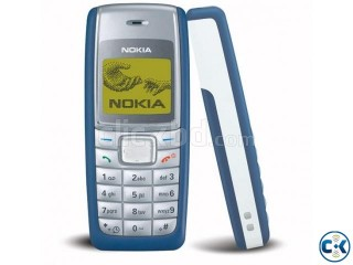 Nokia 1110 Intact Box Mobile Phone Only 1000 TK