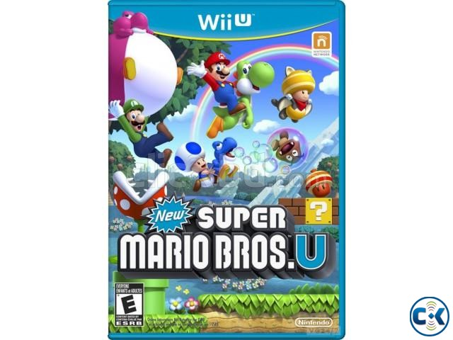 Nintendo Wii U Games Collation by A.Hakim | ClickBD large image 1