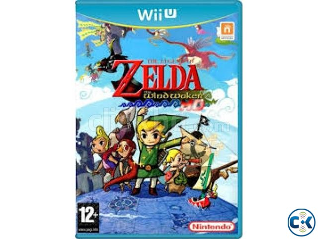 Nintendo Wii U Games Collation by A.Hakim | ClickBD large image 2
