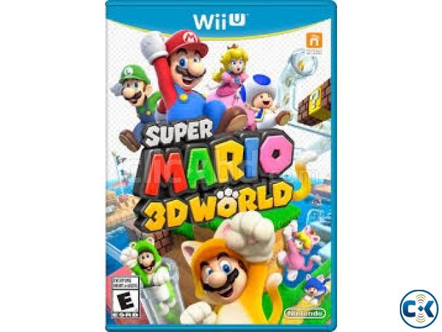 Nintendo Wii U Games Collation by A.Hakim | ClickBD large image 3