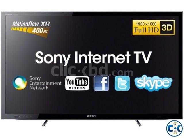 47 inch sony bravia internet tv clickbd. Black Bedroom Furniture Sets. Home Design Ideas