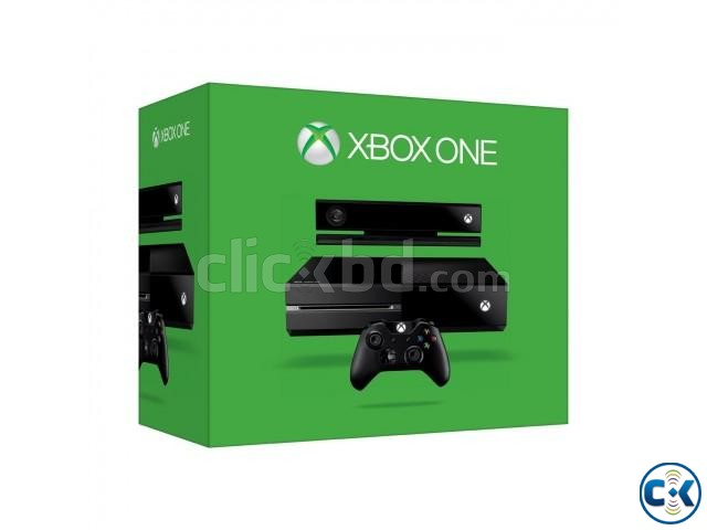 Xbox ONE Console 500GB Brand New Intact | ClickBD large image 0