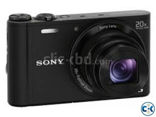 Sony WX300 18.2 MP 20x zoom 3D Camera