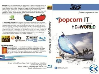 all New 3D movie collection 1080p