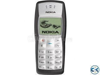Nokia 1100 Mobile Phone Intact Box