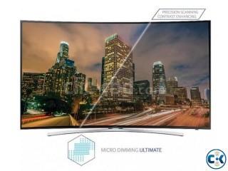 original Samsung 55 LED TV HU9000 CURVED