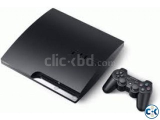 PS3 Brand New 500 GB with 13 Original Games