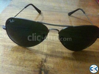 RayBan mercury black shaded sunglass