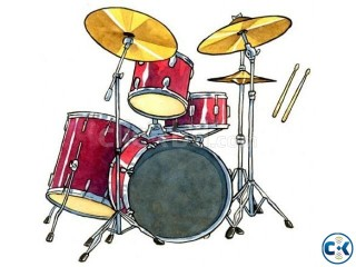 High Quality Maroon Bappy Drums at a very cheap price