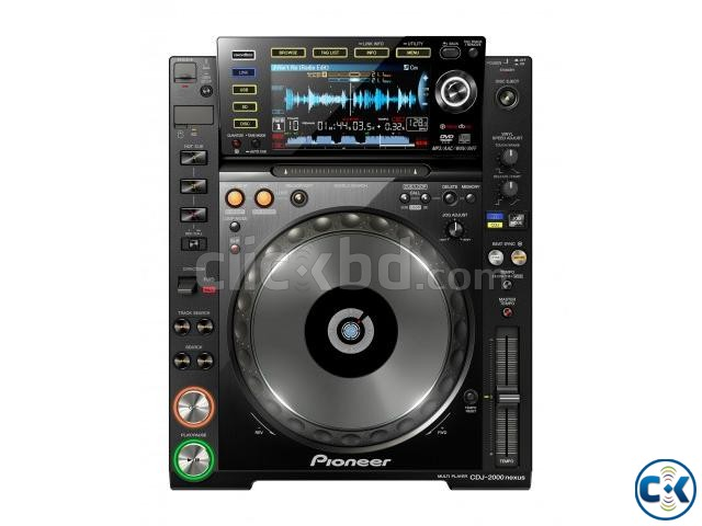 Pioneer CDJ 2000 Nexus Professional multi player for sell | ClickBD large image 0