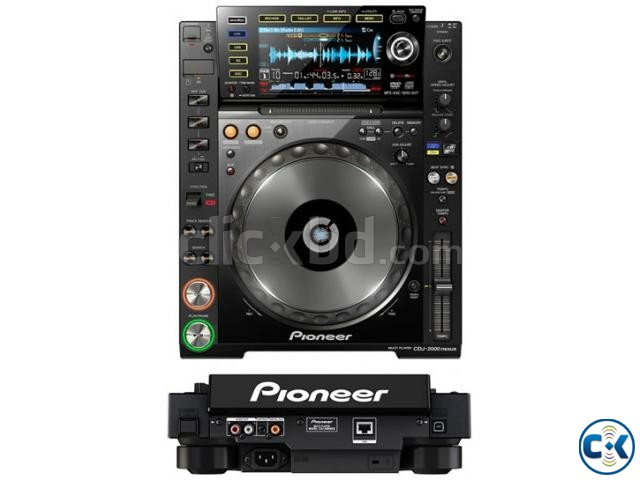 Pioneer CDJ 2000 Nexus Professional multi player for sell | ClickBD large image 1