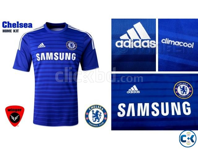 factory price 46fe1 bac11 Chelsea Authentic Soccer Jersey 14 15 Home | ClickBD