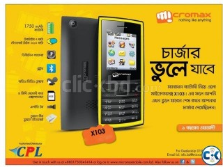 Fully New Micromax X103