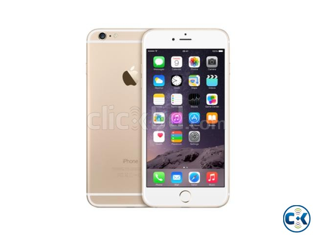 1 week used full boxed Apple iphone 6 plus 128GB | ClickBD large image 0